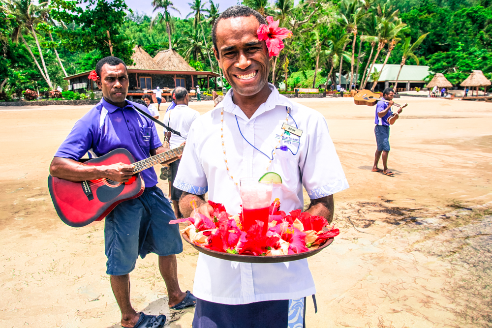 Fiji Islands Tourism And Resorts Brought To You By South